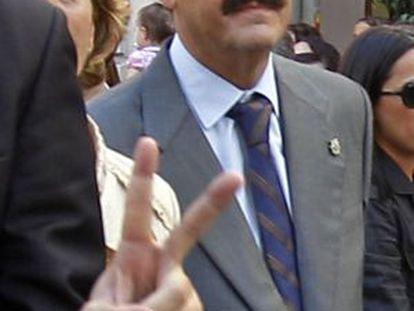 El diputado del PP Vicente Ferrer Roselló.