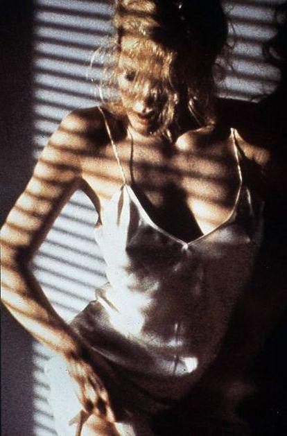 Kim Basinger en la película 'Nueve semanas y media'.