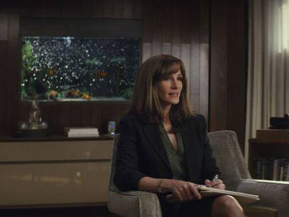 'Homecoming', un 'thriller' conspiranoico para Julia Roberts