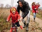 Lo ideal es iniciar a los niños en alguna actividad deportiva a los cuatro o cinco años
