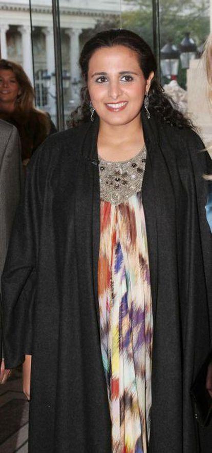 Sheikha Al Mayassa