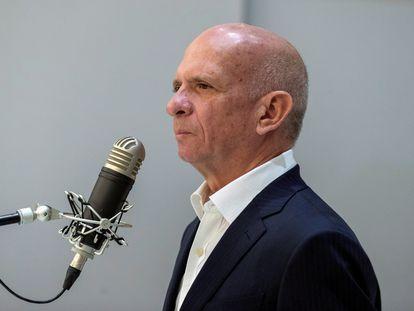'El Pollo' Carvajal, en la Audiencia Nacional, en una imagen de 2019.