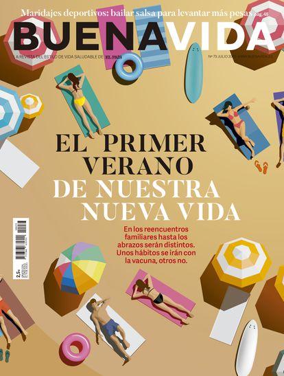 Descarga gratis el nuevo número de BUENAVIDA haciendo 'clic' en la imagen.