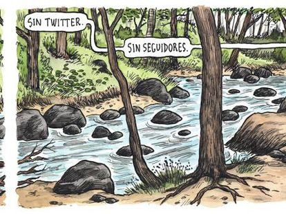 Sin Twitter, sin problemas