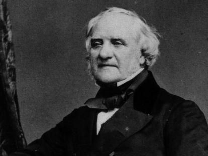 George Peabody (1795 - 1869).
