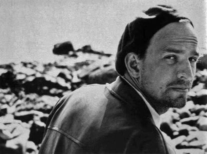 El cineasta sueco Ingmar Bergman.