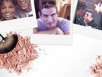 Cartel del documental 'Kevyn Aucoin, Beauty & The Beast in me'.