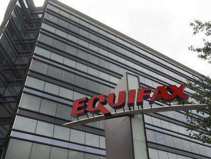 Sede de la compañía Equifax en Atlanta (EE UU).
