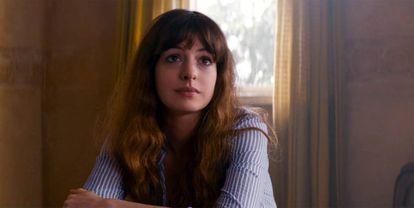 Anne Hathaway, en 'Colossal'.
