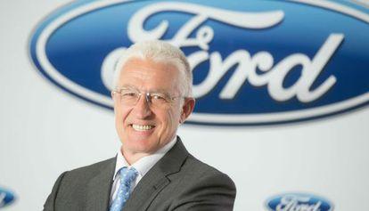 Dionisio Campos, nuevo responsable de la planta de Ford en Almussafes.