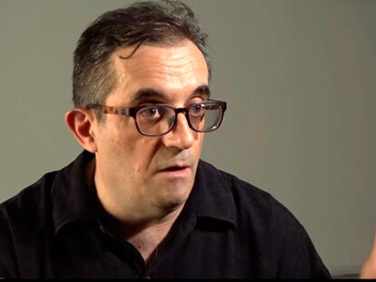El poeta y sinólogo Manel Ollé.