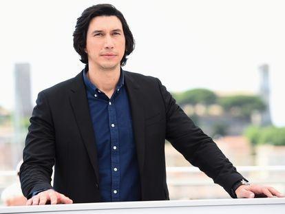 Adam Driver, durante la presentación de 'Annette', en el Festival de Cine de Cannes, el pasado julio.