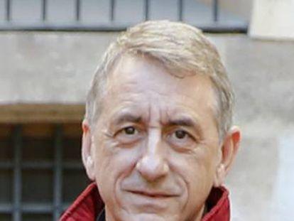 El psicólogo Mariano Navarro.