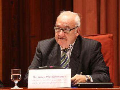 Josep Prat.