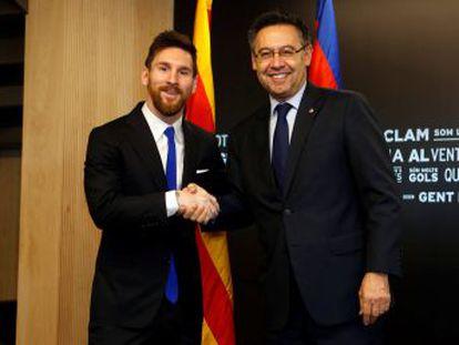 El delantero argentino se muestra contento tras renovar hasta 2021, después de una larga negociación que comenzó en diciembre de 2016