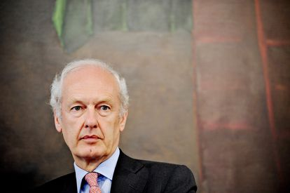 El inversor británico Anthony Bolton, autor de 'Invertir a contracorriente'.