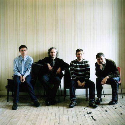 La banda escocesa Teenage Fanclub.