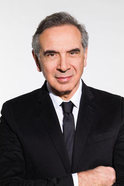 Carlo Capasa, presidente de la Camera Nazionale della Moda Italiana (CNMI).