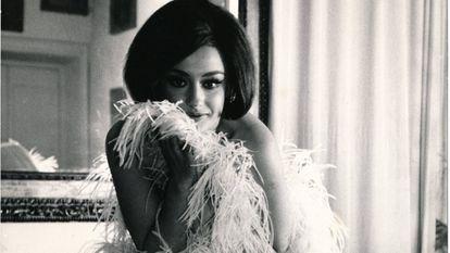Raffaella Carrá, en 1970.