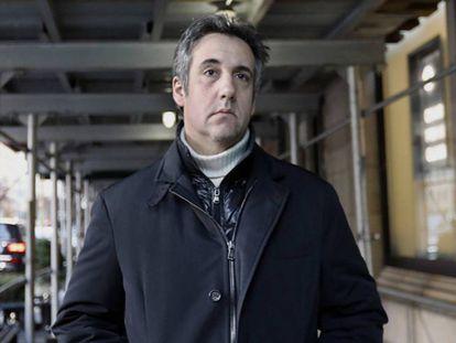 Michael Cohen, exabogado de Donald Trump, el pasado 7 de diciembre en Nueva York. En vídeo, las claves del caso Cohen.