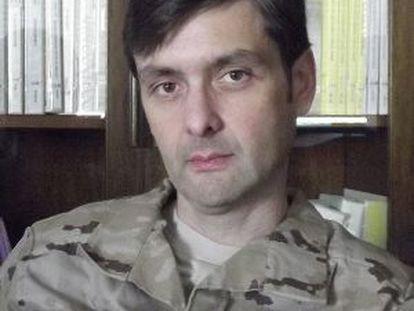 El comandante René Pita.
