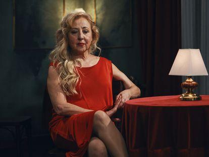 Carmen Machi, en un instante de 'Juicio a una zorra'