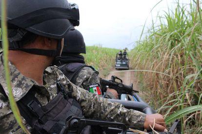 Búsqueda dedesaparecidos en Veracruz en las últimas semanas