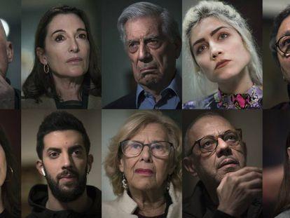 Solitarios en el Prado
