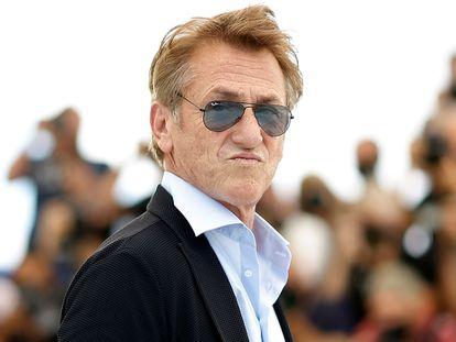 El actor Sean Penn, en el último Festival de Cannes, celebrado este mes de julio.