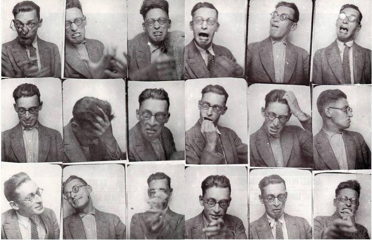 Raymond Queneau (1903-1976), fundador del OuLiPo.