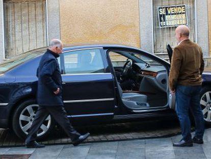 El presidente del PP de Almería, Gabriel Amat.