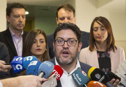 Miguel Sánchez, en una imagen de archivo.