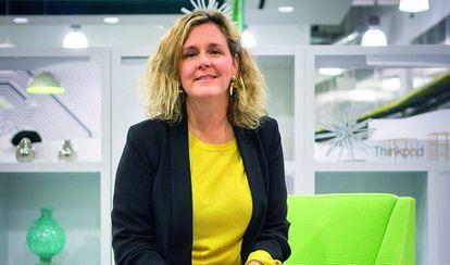 Laura González-Estéfani, fundadora de The Venture City.