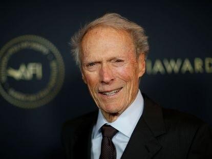 Clint Eastwood, a inicios del pasado mes de enero en el almuerzo de los premios del AFI.