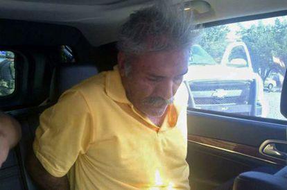 El líder de las autodefensas José Manuel Mireles.