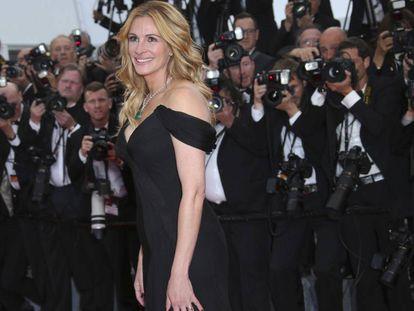 Julia Roberts, en el Festival de Cannes.