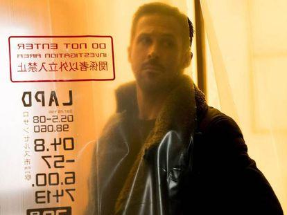 Ryan Gosling, en 'Blade Runner 2049'.