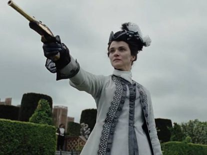 Lanthimos filma la locura de la realeza británica