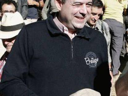 Federico Ramos de Armas, en un acto en 2009.