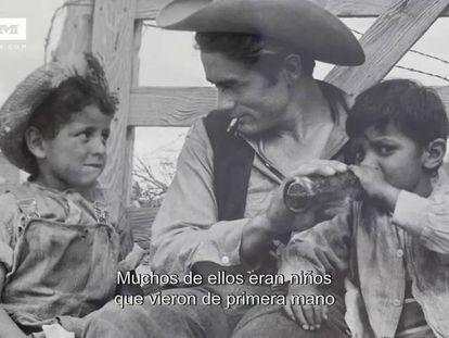 'Gigante': 60 años del estreno de una película mítica