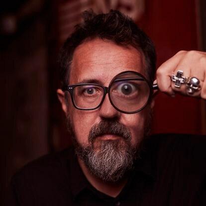 Paco Plaza, uno de los cuatro cineastas que han adaptado episodios de 'Historias para no dormir'. El director de '[REC]' ha reinterpretado el episodio 'Freddy'.