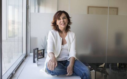 Esther Arizmendi, presidenta del Consejo de la Transparencia y Buen Gobierno.