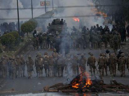 Un decreto que exime de responsabilidad penal al ejército recibe las críticas de organismos de derechos humanos
