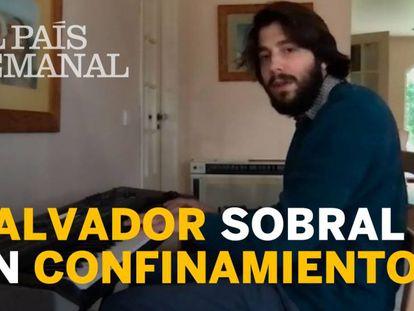 """Salvador Sobral: """"La música siempre ha sido catártica en los peores momentos"""""""
