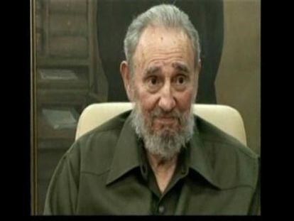 Fidel Castro descarta un ataque colombiano a Venezuela