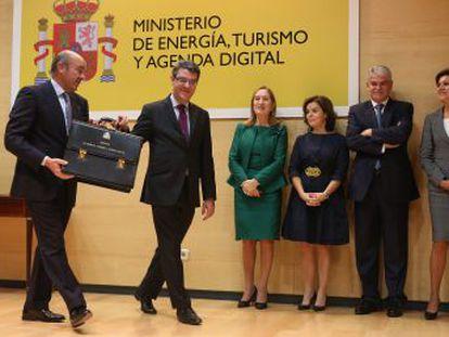 Los hermanos Nadal, la exsecretaria general del Tesoro, Sánchez-Yebra; Román Escolano o Fernando Becker, están entre los favoritos