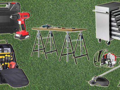 Los diez artículos imprescindibles de eBay para poner a punto el hogar en materia de bricolaje y jardinería.