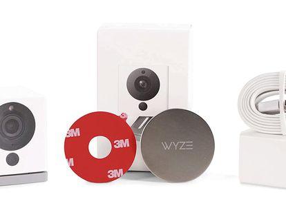 La cámara de vigilancia inteligente que vigila tu casa día y noche