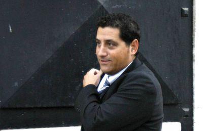 El fiscal anticorrupción Juan Pablo Lozano, en el Palacio de Justicia de Murcia, en una imagen de archivo.