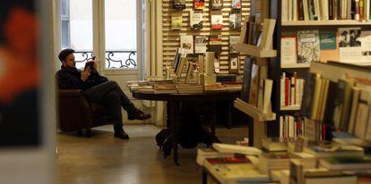 Librería La Central, en Madrid.
